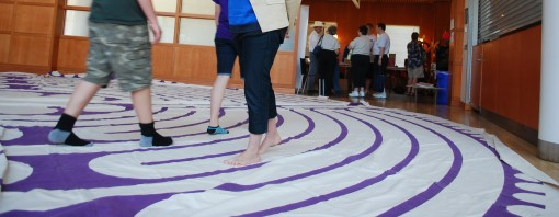Walking a labyrinth as a spiritual practice may predate Christianity.
